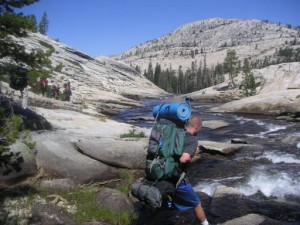 Backpacking Cherry Creek