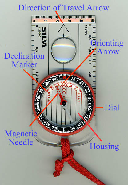 Training  How To Navigate With A Compass