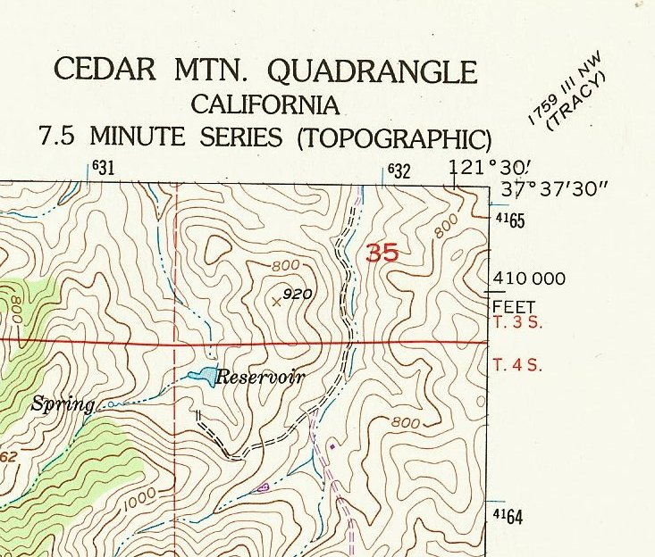 Training How To Navigate With A Topo Map HowToWildernesscom - Elevation from lat long coordinates