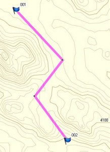 Sample GPS Route