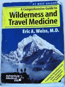 Wilderness and Travel Medicine Book