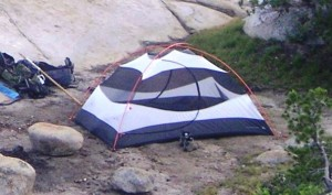Two Man Backpacking Tent