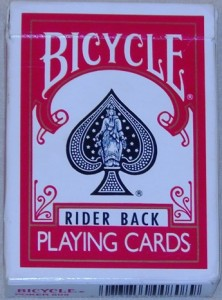 Deck of Bicycle Playing Card