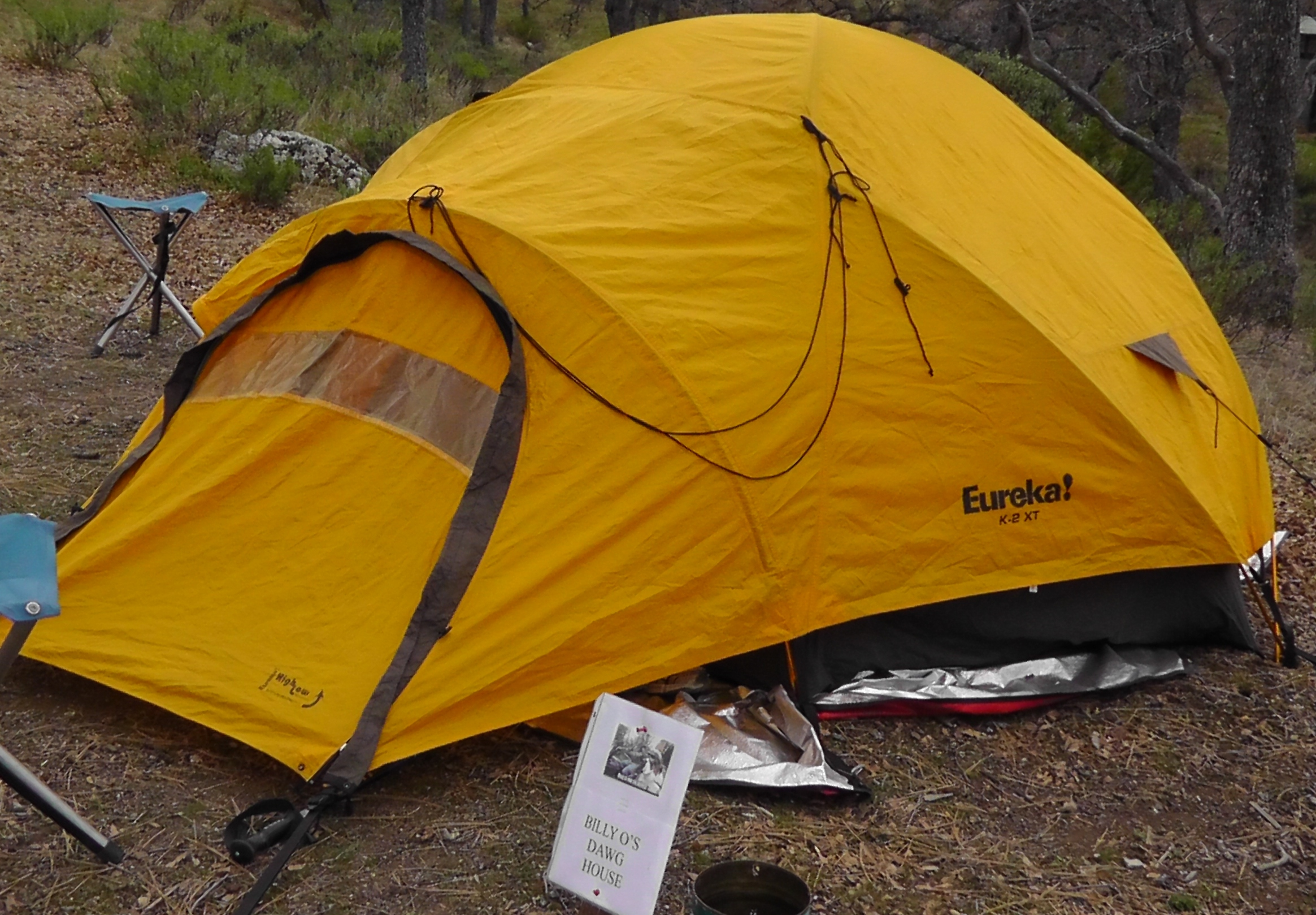 Eureka Tent & How to Pitch a Tent | HowToWilderness.com ™