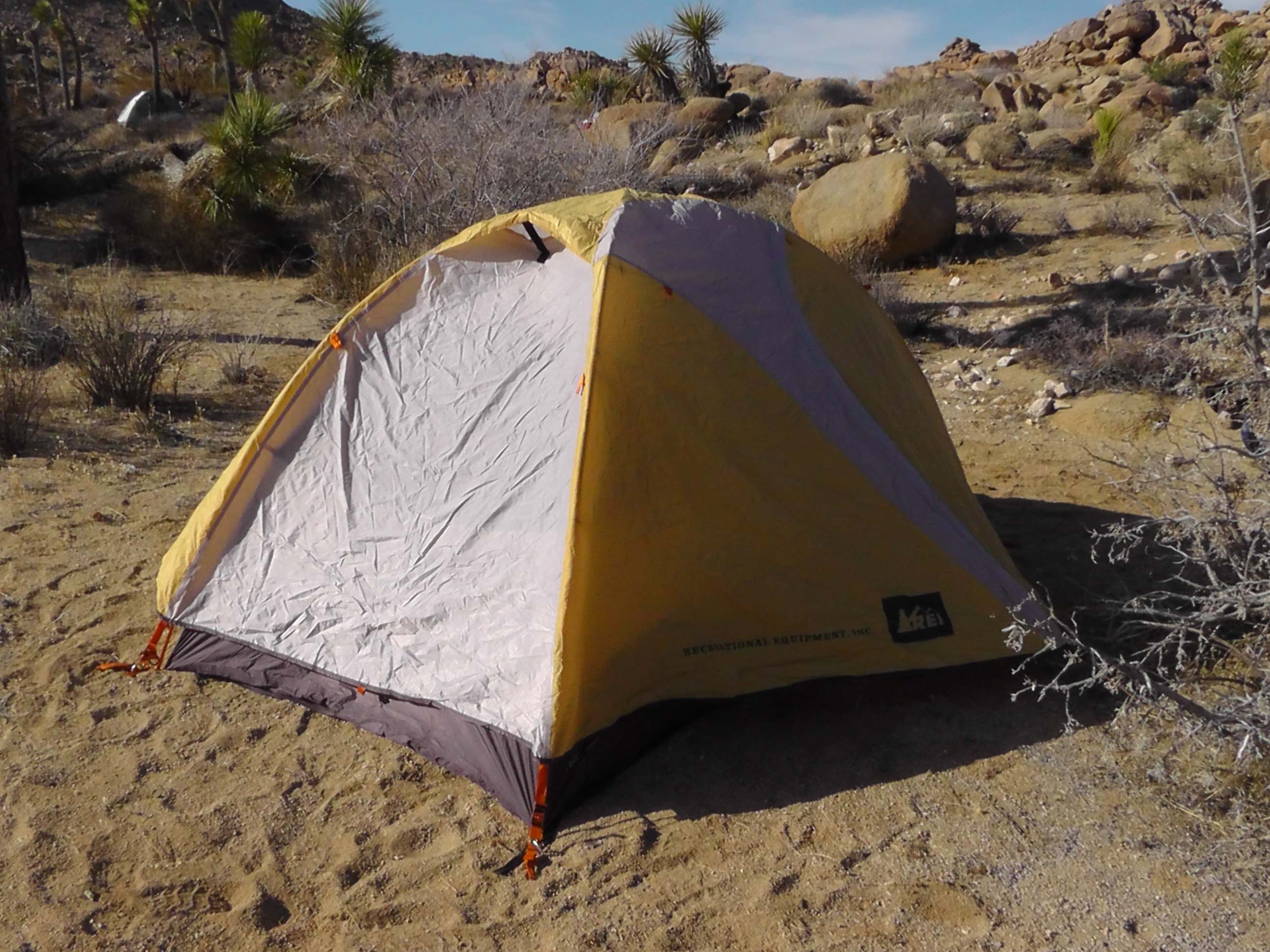 Tent with Rain Fly & How to Pitch a Tent | HowToWilderness.com ™