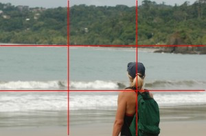 Photo with Grid of Thirds