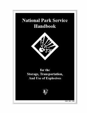 the work of blasters in the national park service howtowilderness rh howtowilderness com national park service sign manual national park service museum manual