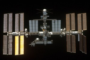 International Space Station: Photo Credit NASA