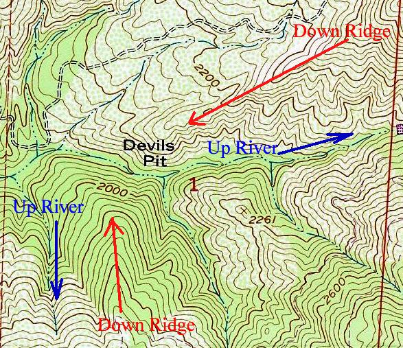 Training: How to Navigate with a Topo Map | HowToWilderness.com ™