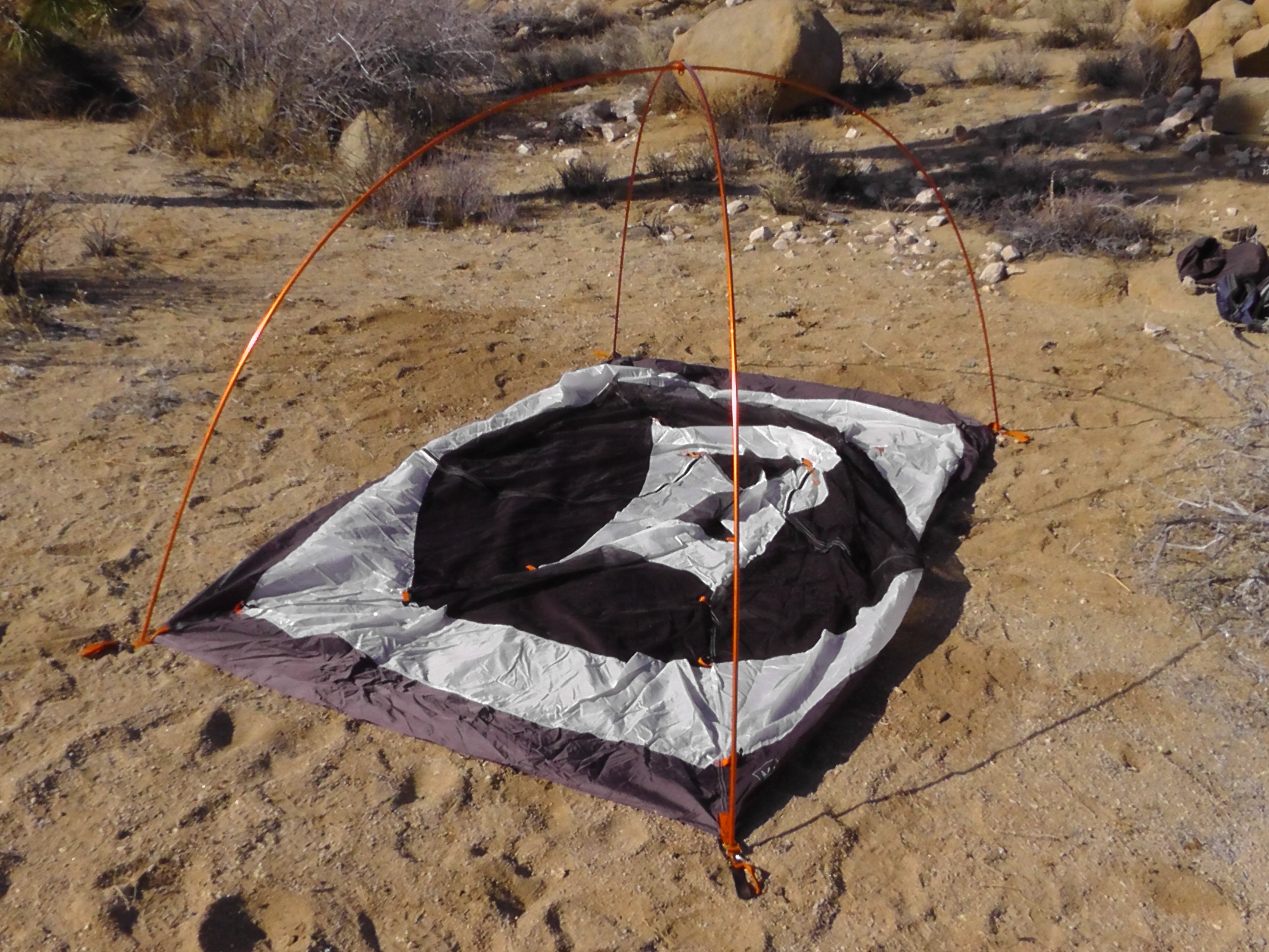 Tent Pole Structure & How to Pitch a Tent | HowToWilderness.com ™
